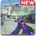 Combat Strike: Trò chơi online- FPS Shooting Games v3.3 [MOD]