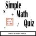 Simple Math Quiz v3 [MOD]
