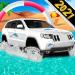 Cực Xe jeep Ô tô bờ biển Lướt sóng Lái xe v1.06 [MOD]