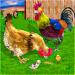 New Hen Family Simulator: Chicken Farming Games v1.12 [MOD]