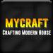 My Craft Building Crafting Modern House vmycraft a.2 [MOD]