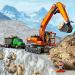 Tuyết Offroad Xây dựng Máy xúc v1.14 [MOD]