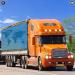 American truck driver simulator: USA Euro Truck v1.15 [MOD]
