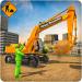 Trò chơi cẩu xây dựng đường bằng máy xúc cát nặng v2.8 [MOD]
