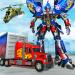 US Police Robot Transform Truck v1.8 [MOD]