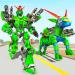 Goat Robot Transforming Games: ATV Bike Robot Game v1.5 [MOD]